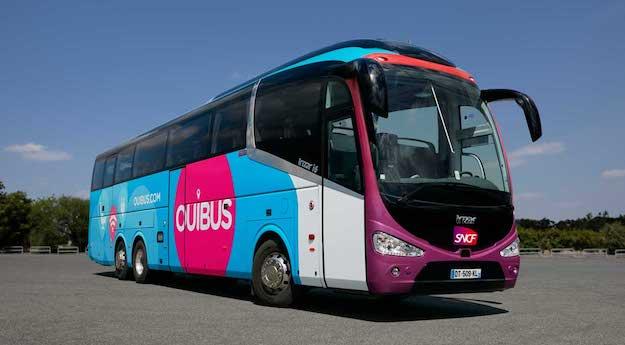 Bus Macron : Ouibus